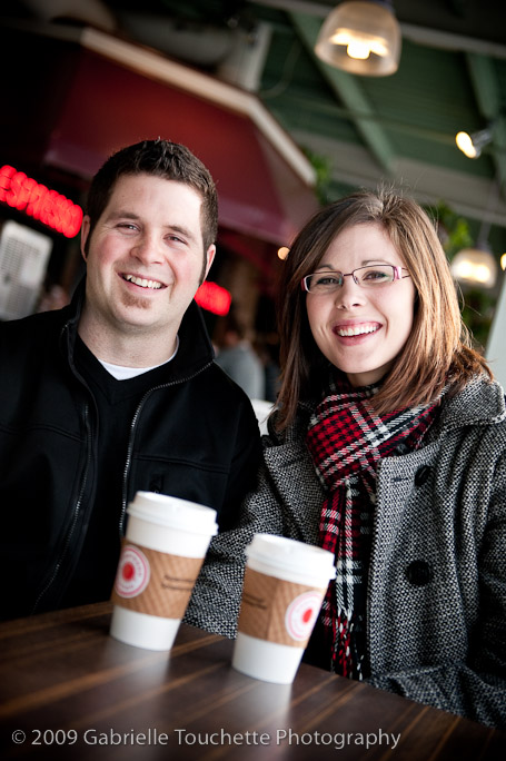 Courtney & Cole {Engagement Photography Winnipeg}