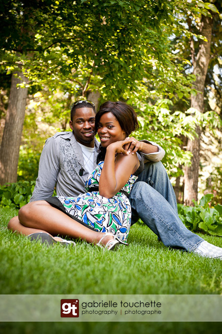 1-year wedding anniversary: Couple's Portrait Session