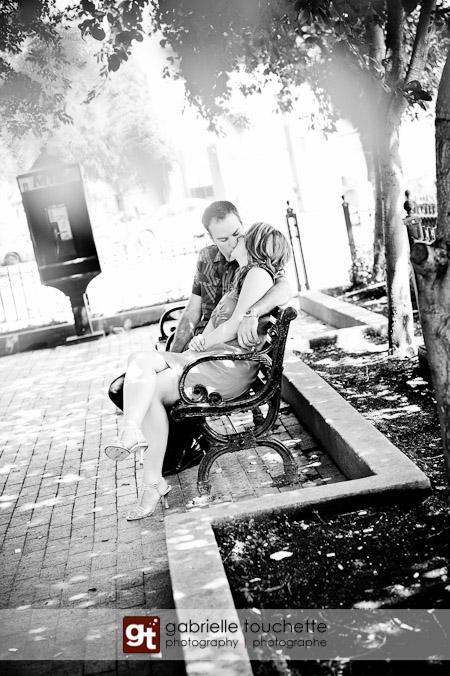 Photography in Winnipeg: Engagement Portraits