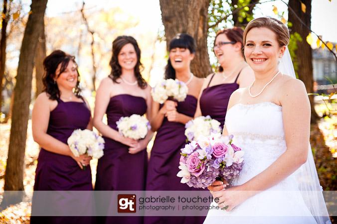 Lisa & Lyle: Wedding Photography at Bridges