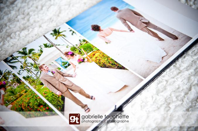 Fine Art Wedding Photography Album