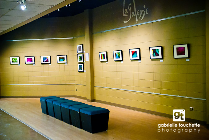 Photo Exhibit at La Galerie (St. Boniface College)