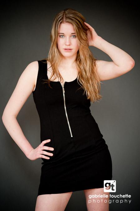 Winnipeg Headshot Photography: Model Portfolio