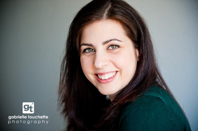 Kelly Robinson: Winnipeg Headshot Photography