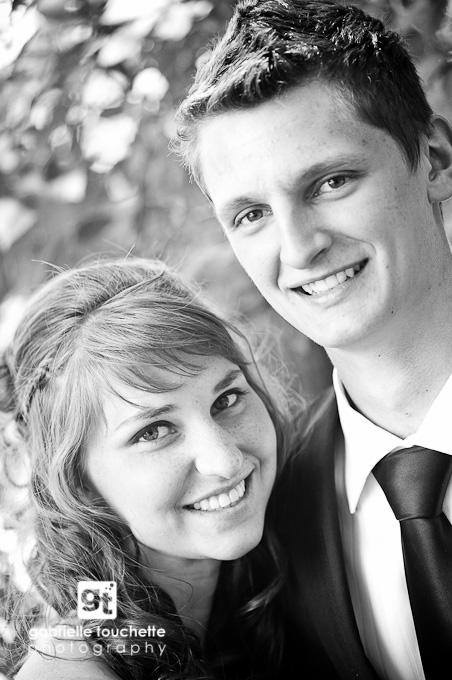Alyssa and Marshall: Wedding Photography at Bridges