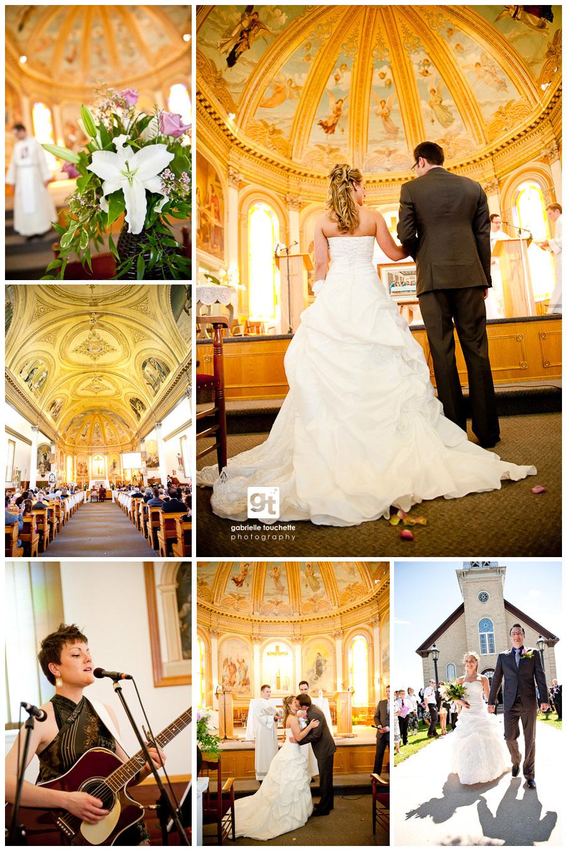 Valérie et Mario: photos de mariage