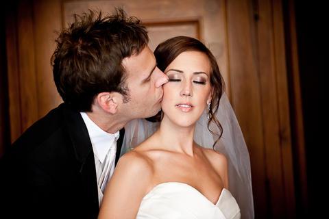 Wedding sneak peek: Kyla & Darrin