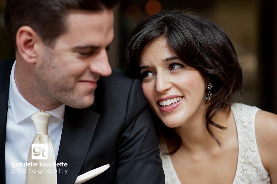 julie + sean: Wedding at Bergmann's on Lombard