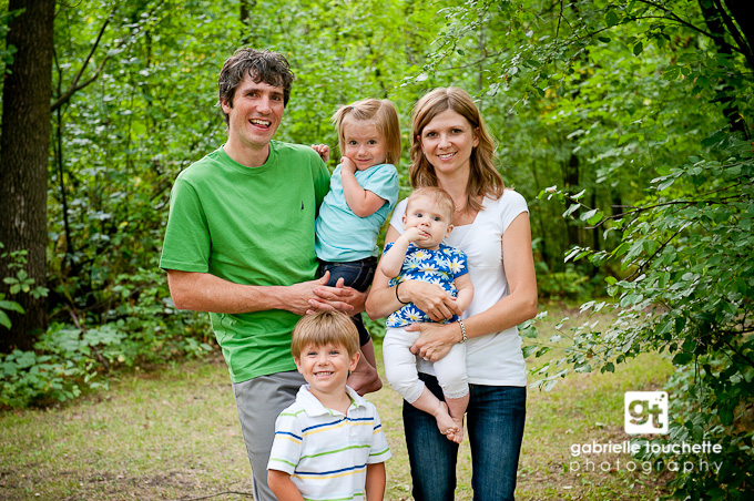 Multi-Family Photo Session: the Kroekers