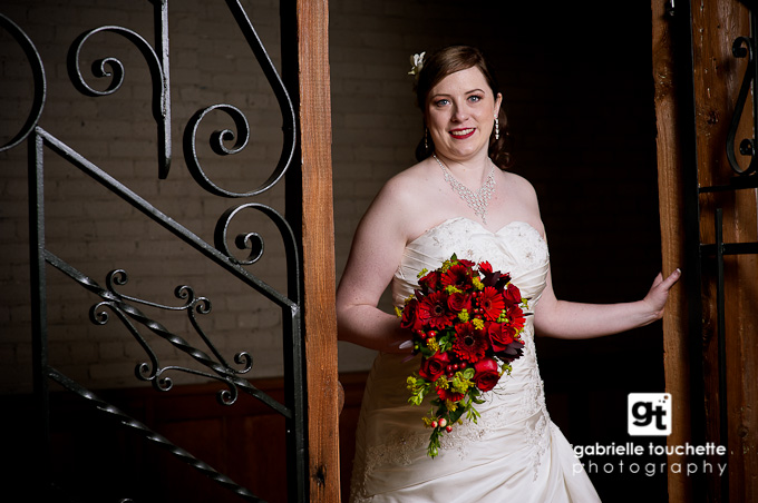 Wedding sneak peek: Charity & Sam
