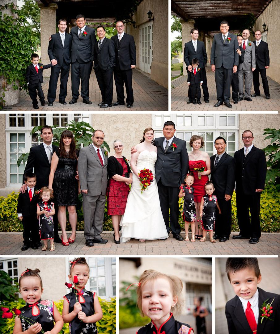 charity + sam: Wedding at Terrace 55, Assiniboine Park