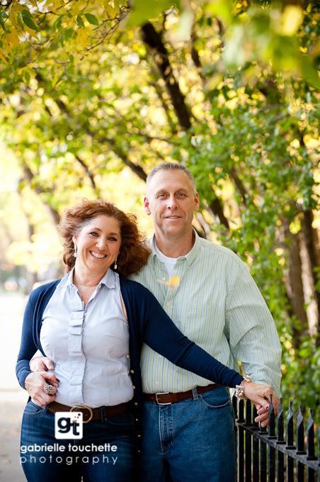 Anniversary Couple Photos: Winnipeg Portrait Photography