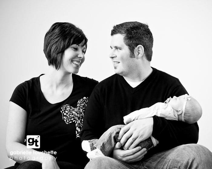 Baby Gemma: Winnipeg Family Photography