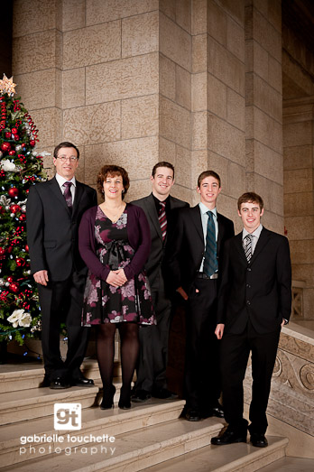 Family Photography at the Legislative Building