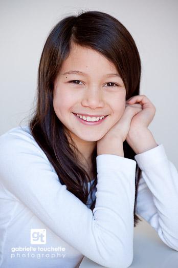 Winnipeg Kid Actor Headshots