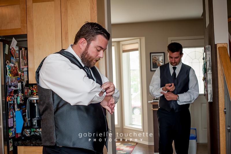 Josée + Andrew: Winnipeg Wedding Photography