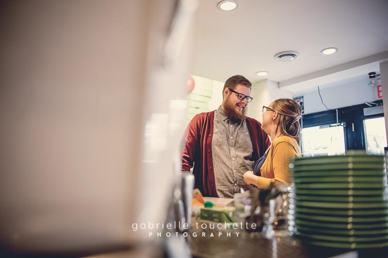 Sharon + Mark – Winnipeg Engagement Photography