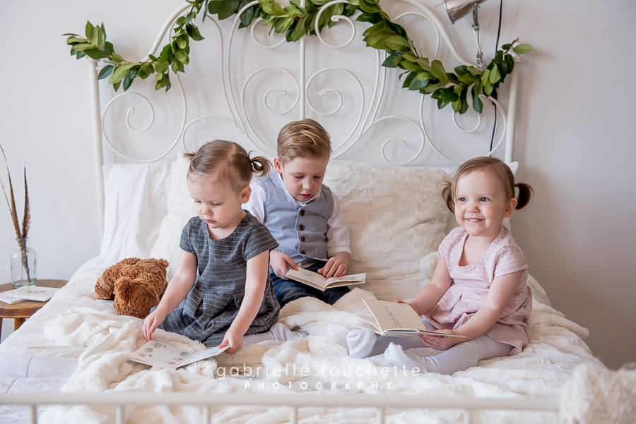 Styled Mini Sessions: Kids at Play