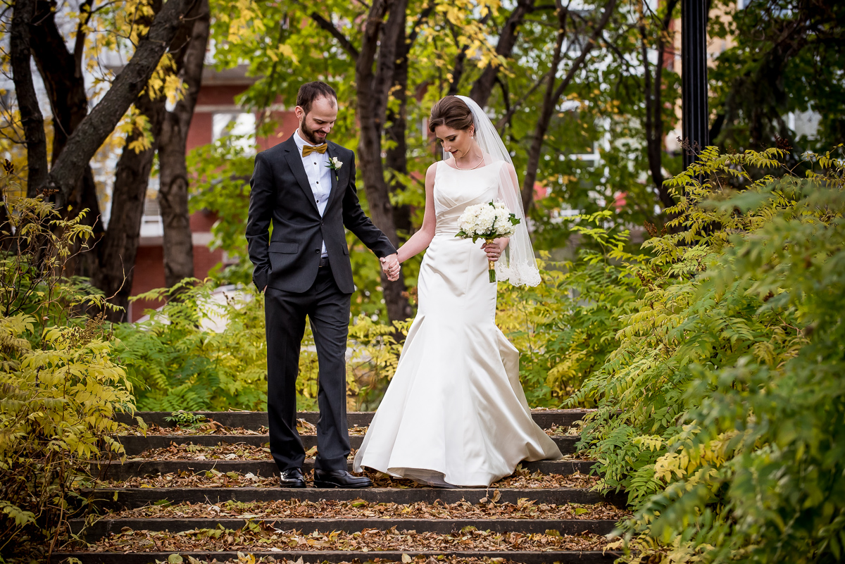 Stephen Juba Park Winnipeg Wedding