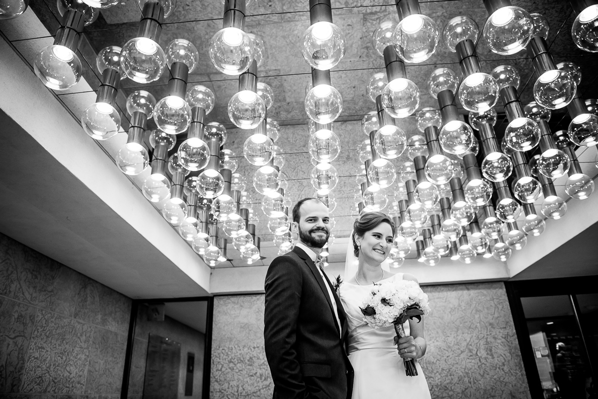 Getting married at the Winnipeg Art Gallery