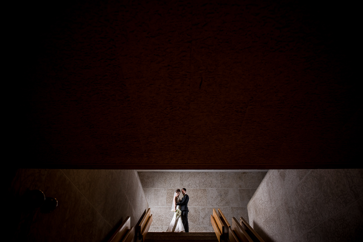 Wedding Photography at Winnipeg Art Gallery