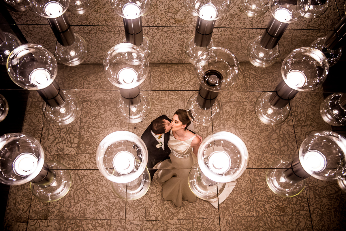 Winnipeg Art Gallery Wedding Photography
