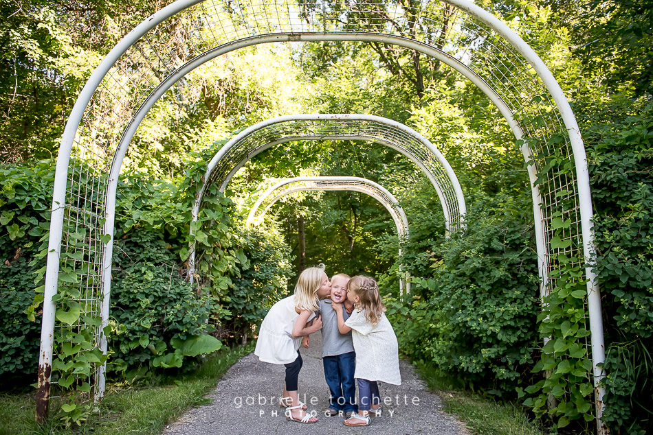 La Famille Parent – Winnipeg Family Photography