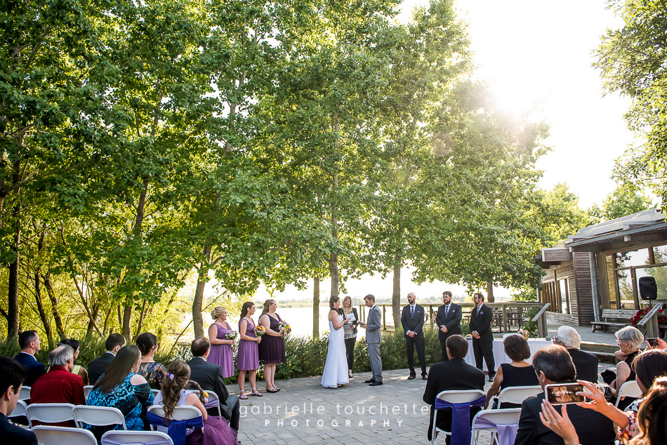 Monika & Chris – Wedding at FortWhyte Alive