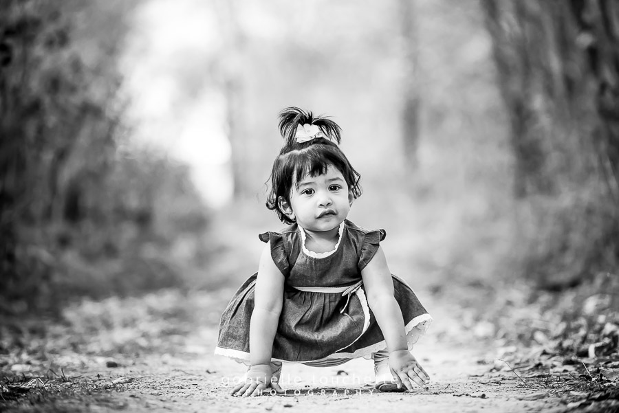 Sitaara: 1st Birthday Photo Session