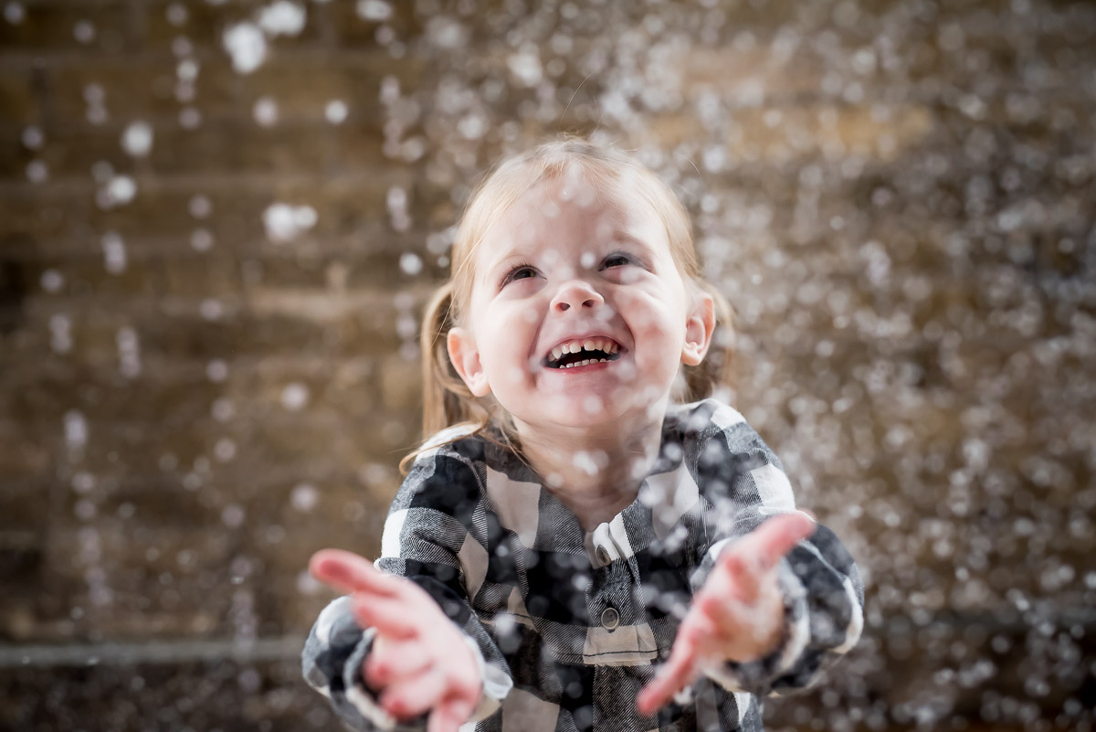 Winter Mini Sessions: Winnipeg Kid Photography