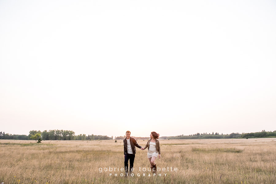 Veronica & Matt: Engagement Photography in Winnipeg