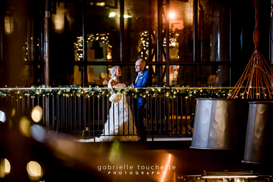 Jen & Wayne: Winter Wedding at Smith – Inn at the Forks