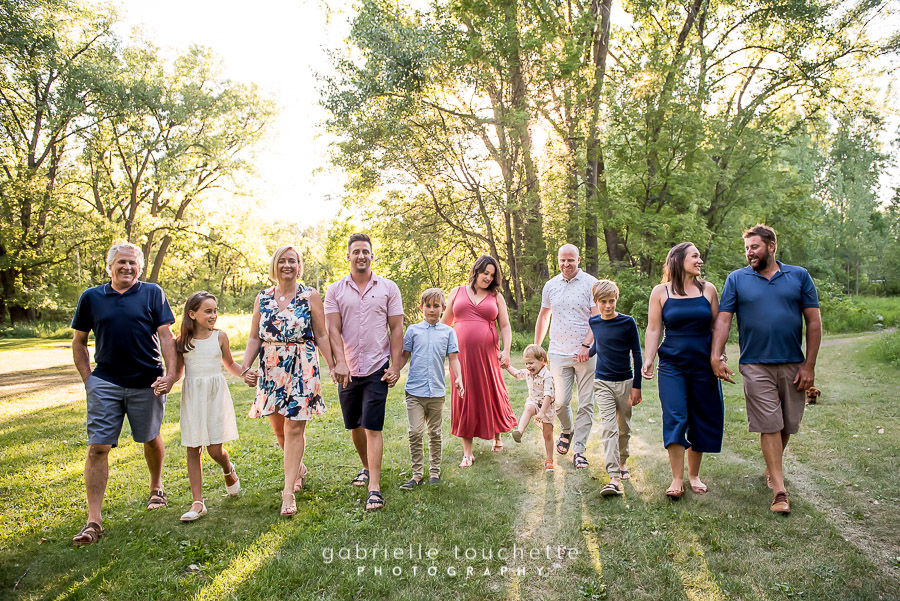 Famille Pelletier – Winnipeg Family Photography