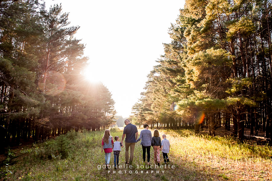 Friesen Family Photos at Birds Hill Park