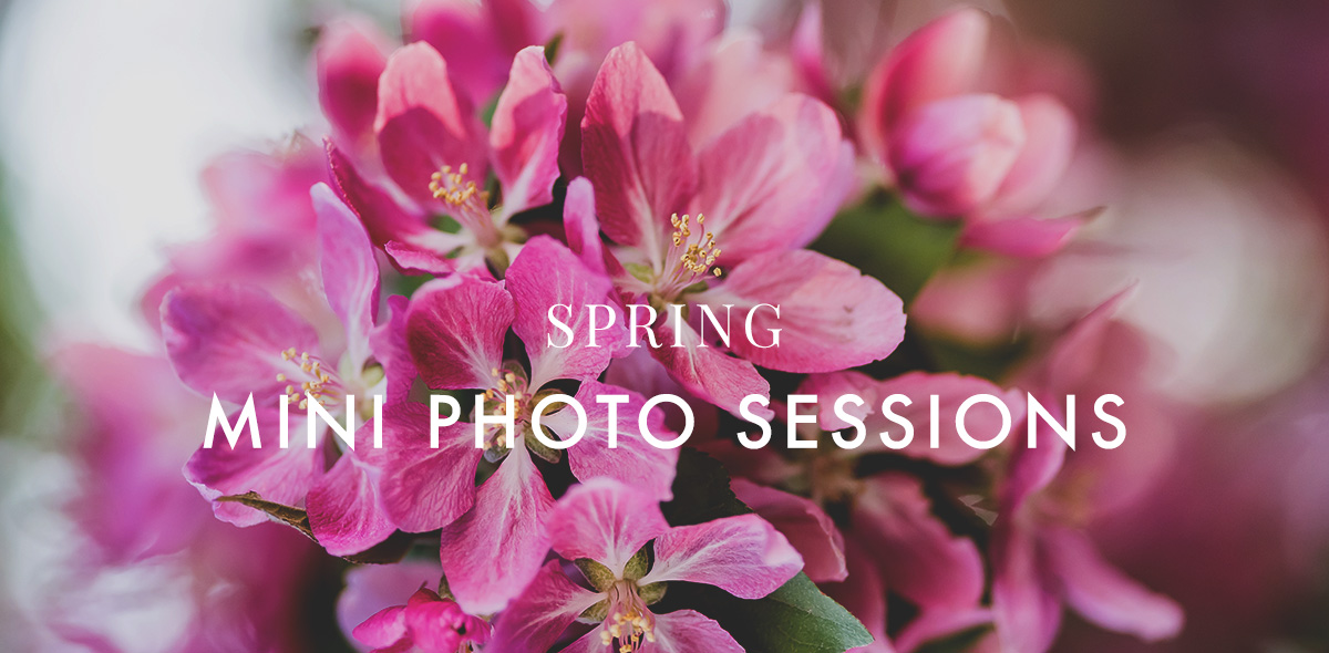 Styled Mini Photo Sessions For Kids: Spring 2019 Edition