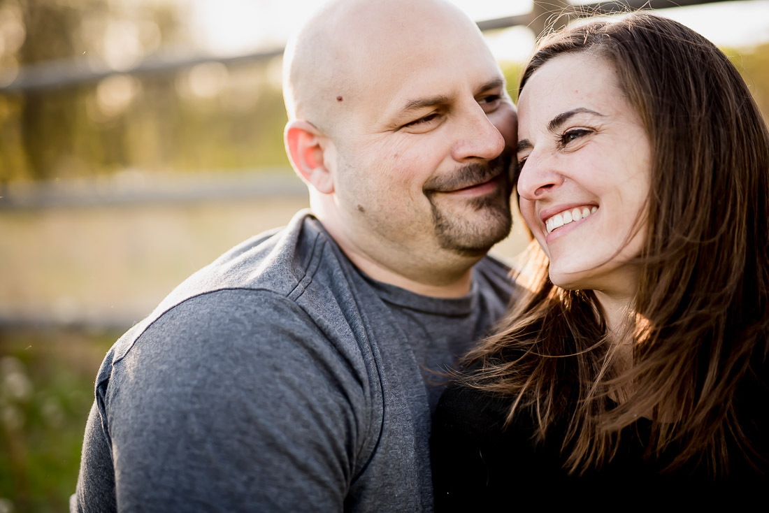 Engagement Photography: Linette and Paul