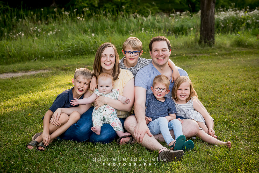 Dunsire Family Photos at Sturgeon Creek, Winnipeg