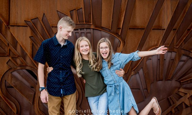 The Toews: Winnipeg Family Photography