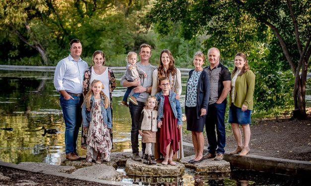 Borys Family: Winnipeg Photography