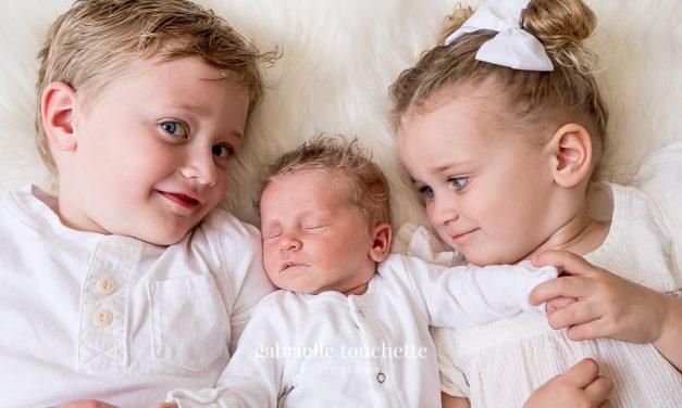 Alessia: Winnipeg Newborn Photography